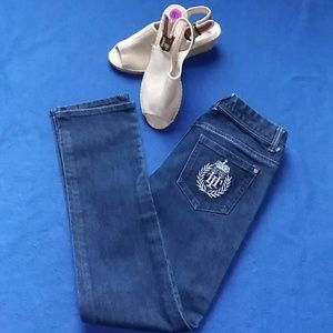 Tommy Hilfiger Retro Medium Wash Jeans Size ⁴